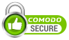 This website is secured by Comodo Secure
